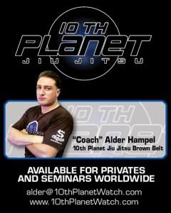 """""""Coach"""" Alder Hampel"""