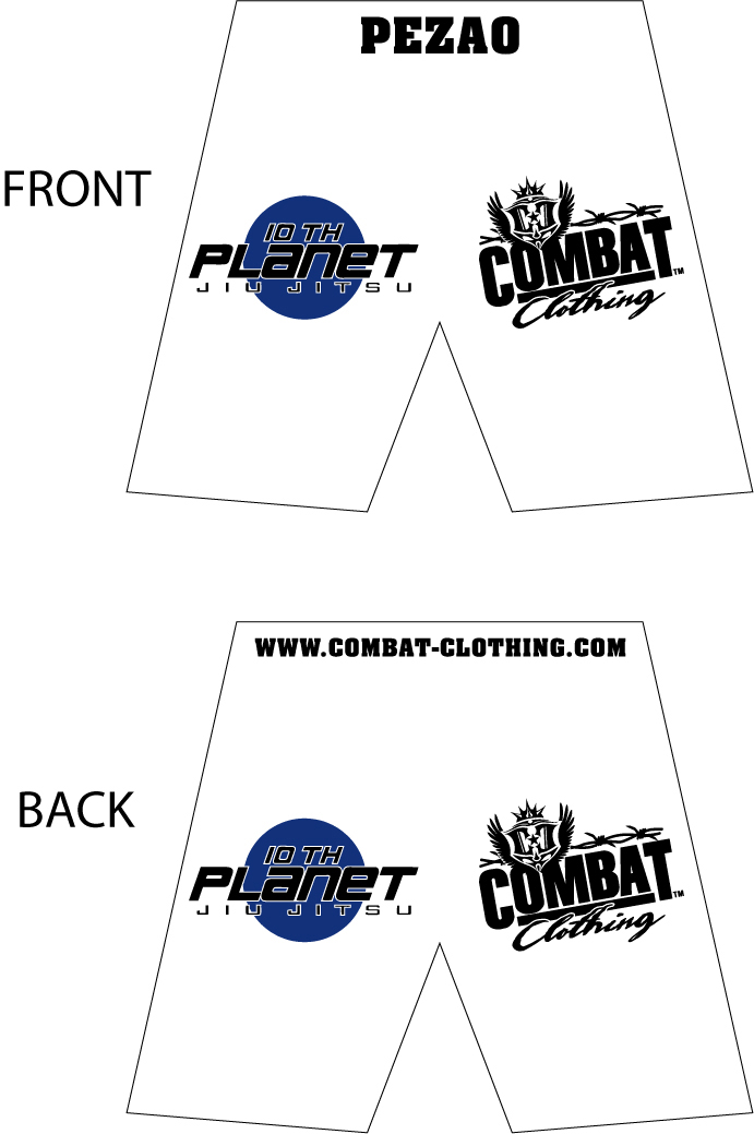 Combat Crossfit Fight Shorts