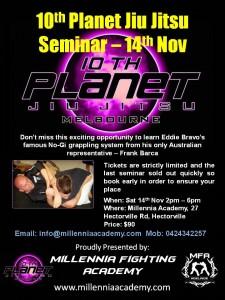 10th Planet Seminar Nov 09