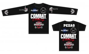 Combat Pezao Fight Shirt