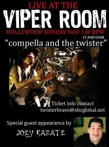 viper room gig