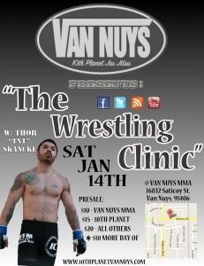 Wrestling Seminar