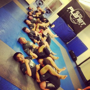 Training partners are one of the key to you success in Jiu Jitsu/MMA